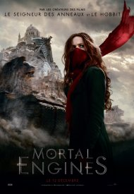 Affiche de Mortal Engines