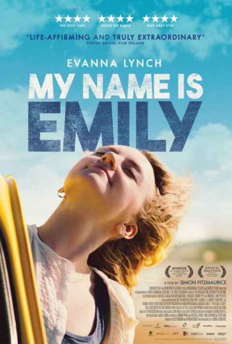 My Name Is Emily : Affiche