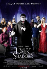Affiche de Dark Shadows