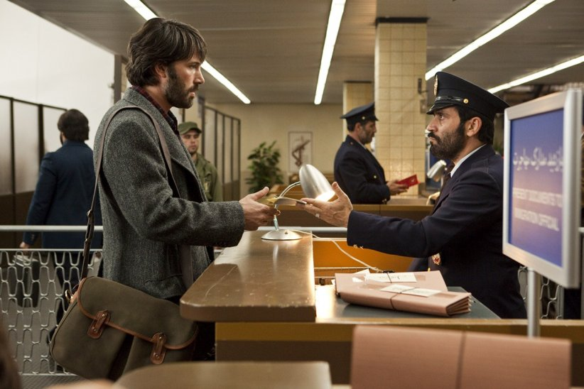 Argo : photo Ben Affleck