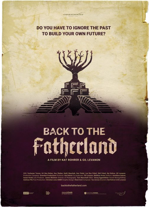 Back to the Fatherland : Affiche