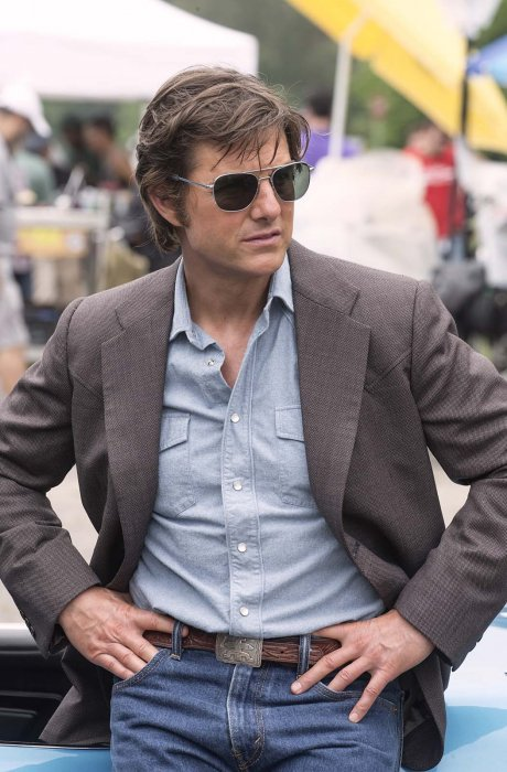 Barry Seal : American Traffic : Photo Tom Cruise