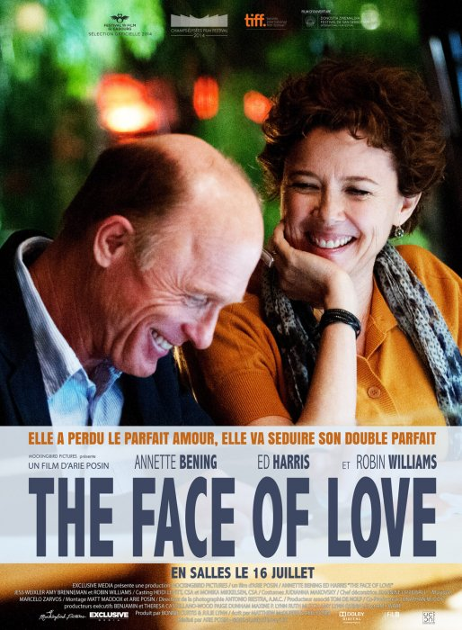 The Face of Love : Affiche