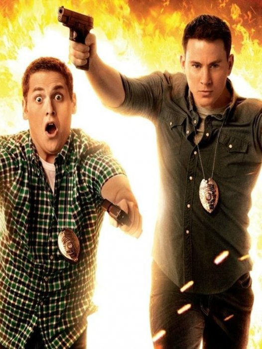 21 Jump Street Female Spin-off : Affiche