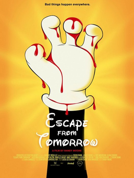 Escape from Tomorrow : Affiche