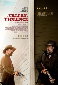 Affiche de In A Valley Of Violence