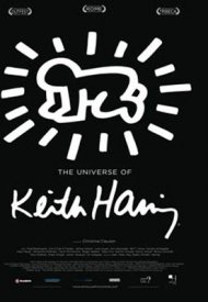 Affiche de The Universe of Keith Haring