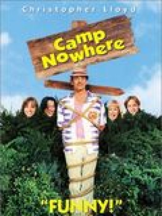 Camp Nowhere : Affiche