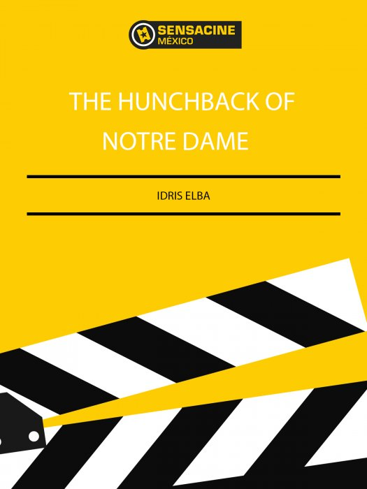 The Hunchback Of Notre Dame : Affiche