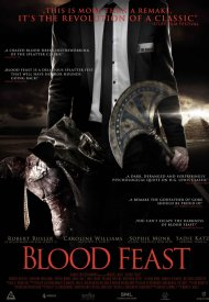 Affiche de Blood Feast