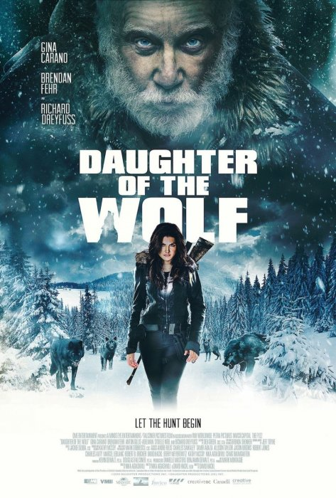 Daughter of the Wolf : Affiche