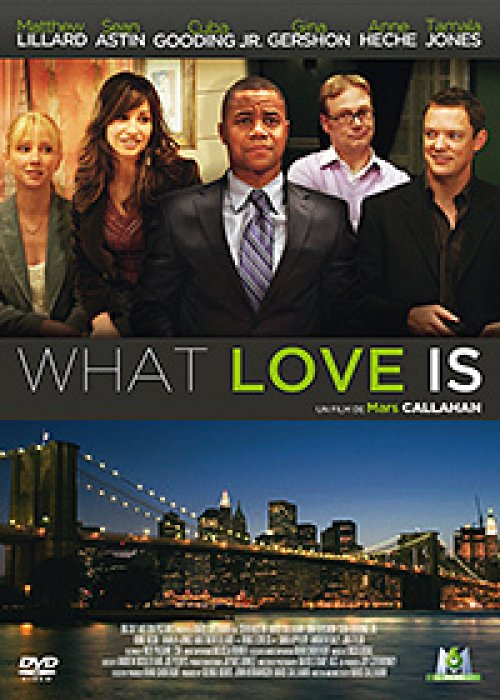 What Love Is : Affiche