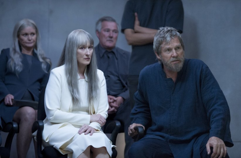 The Giver : Photo Jeff Bridges, Meryl Streep
