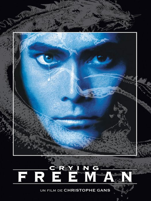 Crying Freeman : Affiche