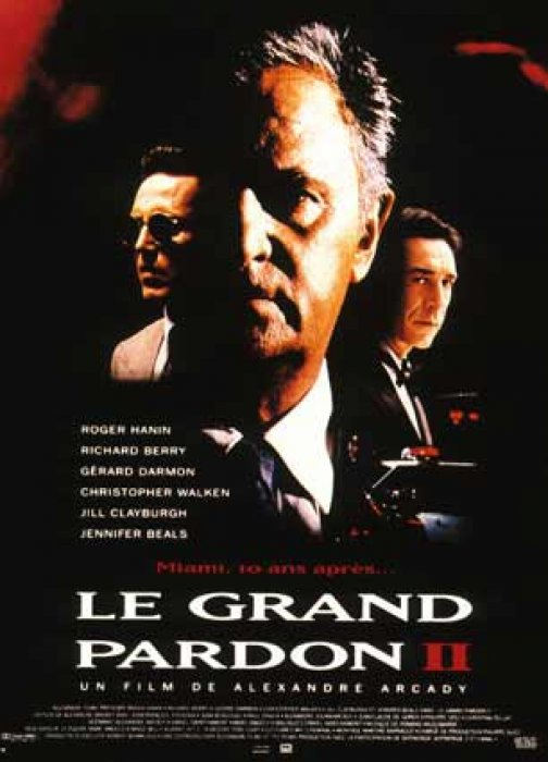 Le Grand pardon II : Affiche