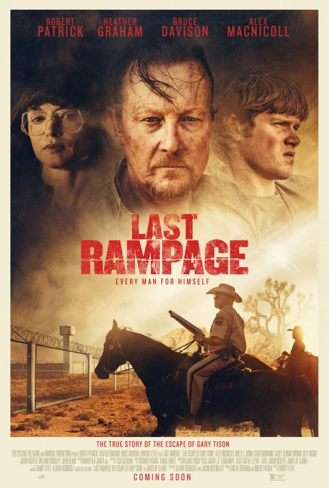 Last Rampage: The Escape of Gary Tison : Affiche