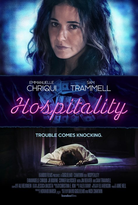 Hospitality : Affiche