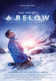 Affiche de 6 Below: Miracle On The Mountain