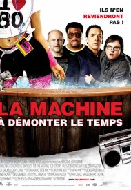 Affiche de La Machine à démonter le temps