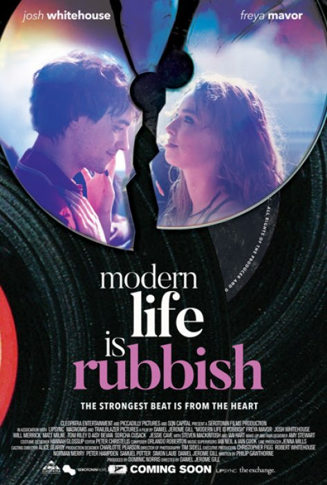 Modern Life Is Rubbish : Affiche