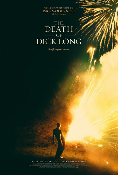 The Death of Dick Long : Affiche