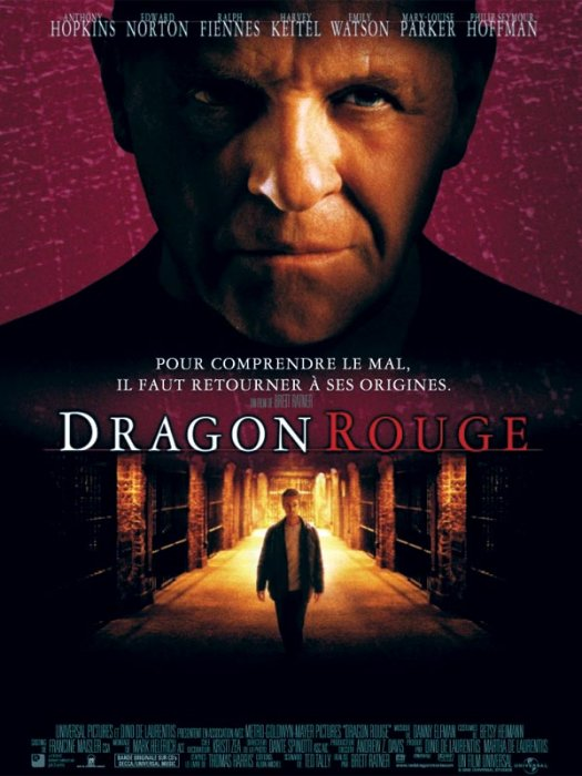 Dragon Rouge : Affiche
