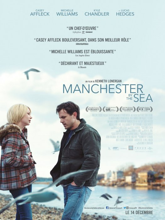 Manchester by the sea : Affiche