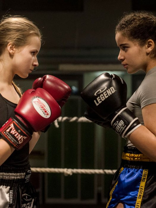 Fight Girl : Affiche