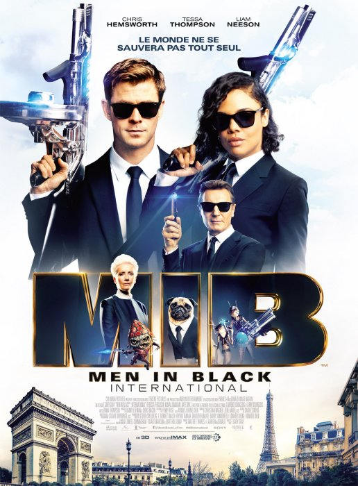 Men In Black: International : Affiche