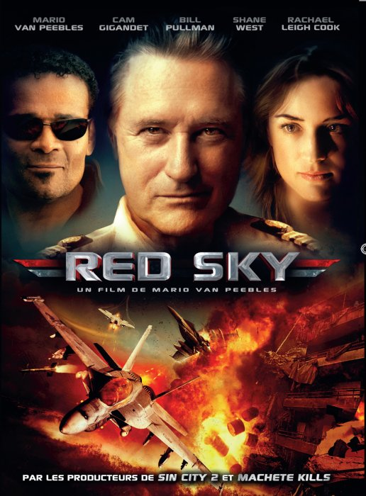 Red Sky : Affiche
