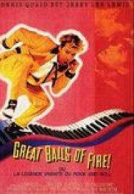 Affiche de Great balls of fire!