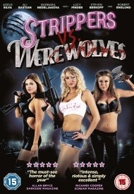 Affiche de Strippers vs Werewolves
