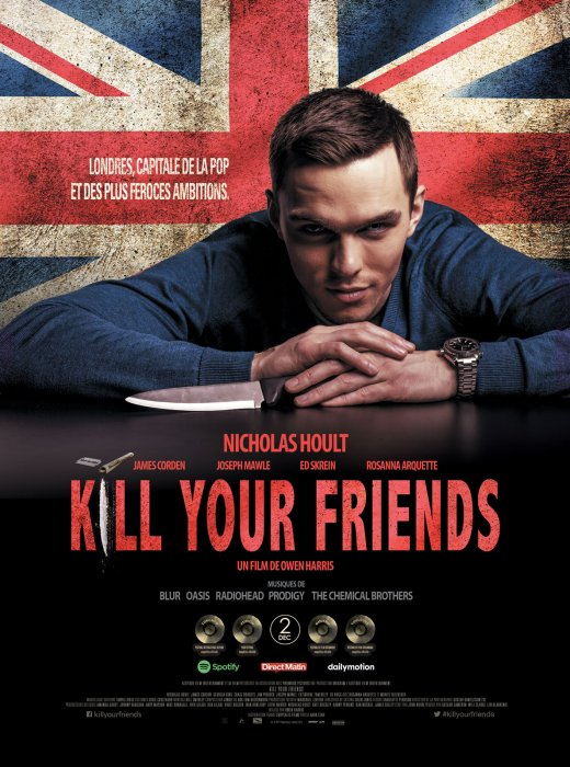 Kill Your Friends : Affiche