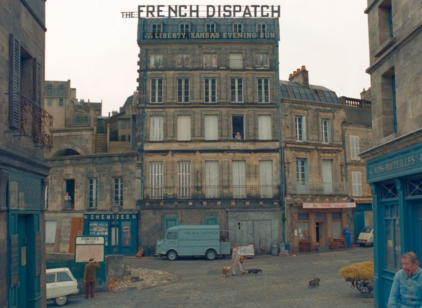 The French Dispatch : Photo