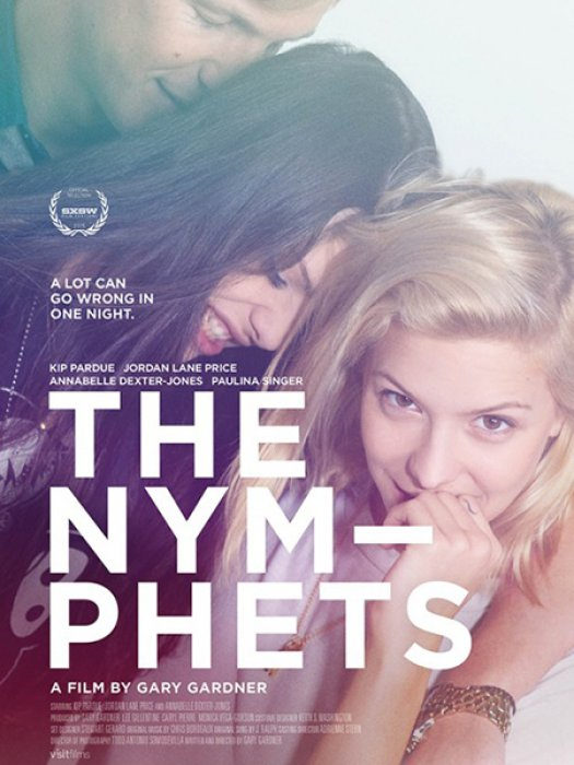 The Nymphets : Affiche