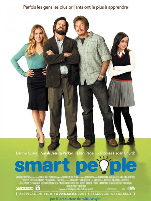 Smart People : Affiche