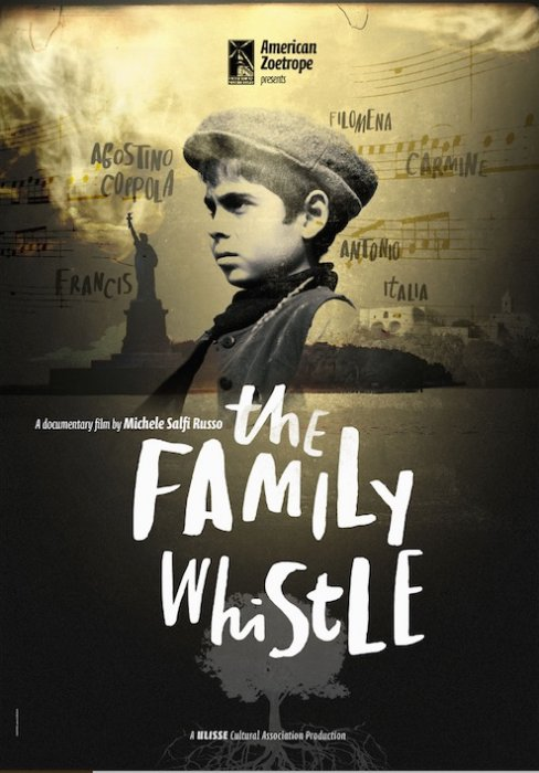 The Family Whistle : Affiche
