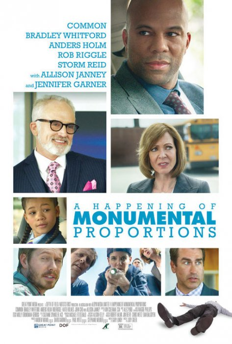 A Happening of Monumental Proportions : Affiche