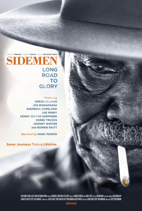 Sidemen: Long Road to Glory : Affiche
