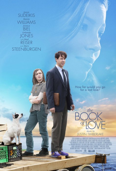 The Book Of Love : Affiche