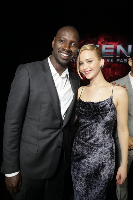 X-Men: Days of Future Past : Photo promotionnelle Omar Sy