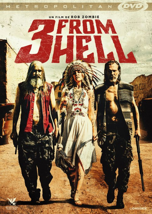 3 From Hell : Affiche