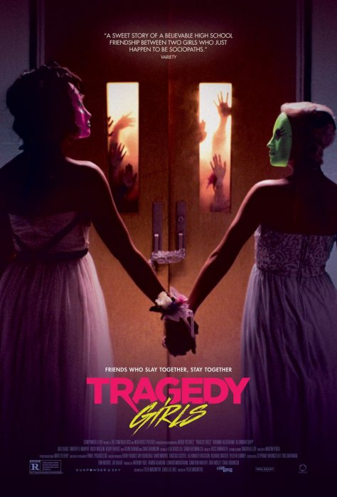 Tragedy Girls : Affiche