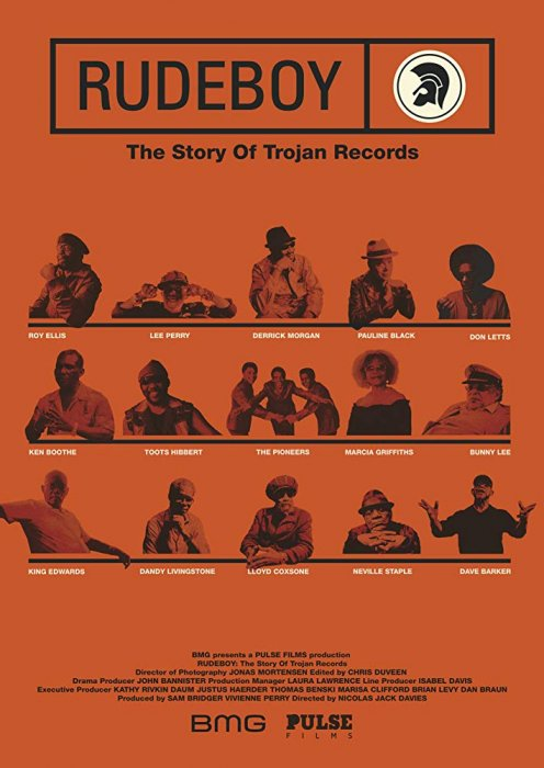 Rudeboy: The Story Of Trojan Records : Affiche
