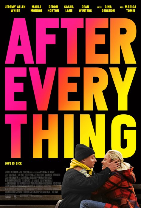 After Everything : Affiche