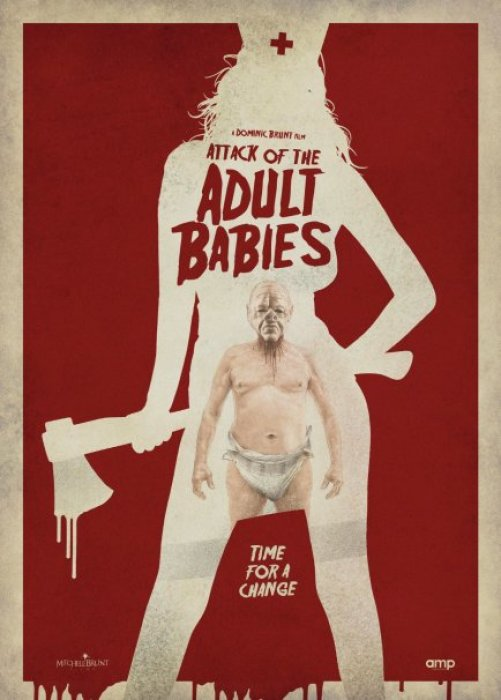 Attack Of The Adult Babies : Affiche