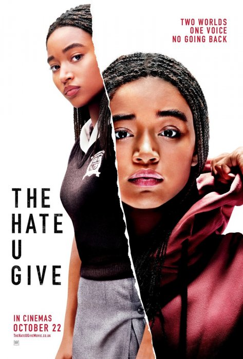 The Hate U Give - La Haine qu'on donne : Affiche