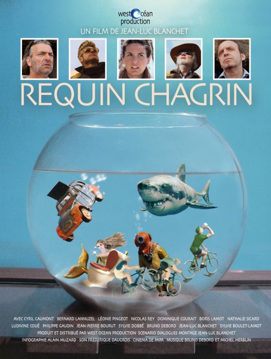 Requin Chagrin : Affiche
