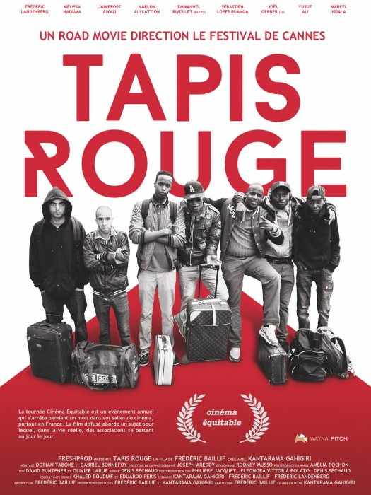 Tapis Rouge : Affiche