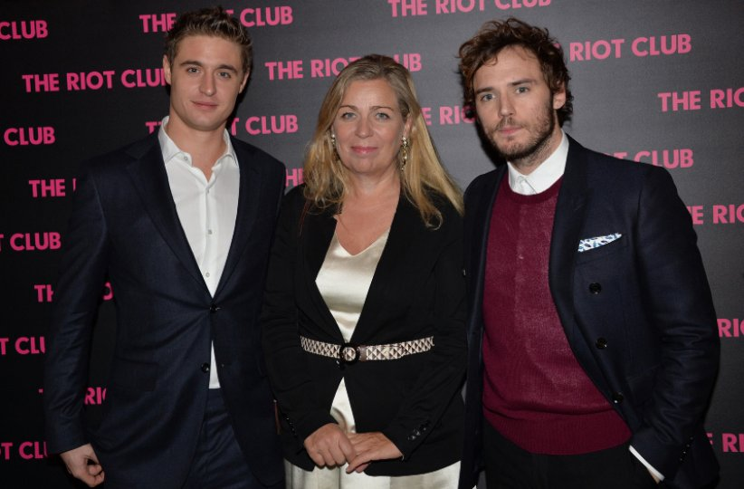 The Riot Club : Photo promotionnelle Lone Scherfig, Max Irons, Sam Claflin